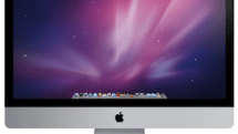 "Apple acknowledges continuing 27"" iMac screen issues"