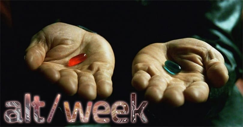 Alt-week 12.21.13: Rainbow sun, edible batteries and the world's toughest encryption cracked by a microphone