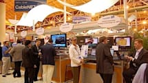The CableNET Booth tour at The Cable Show