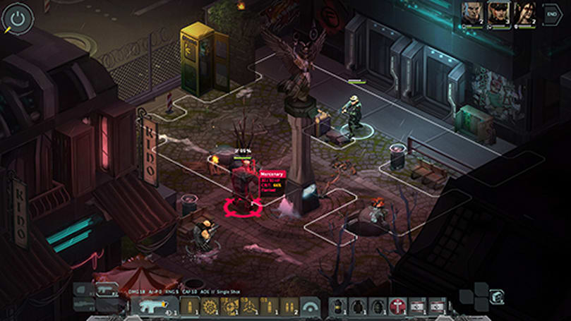 Shadowrun's standalone Dragonfall Director's Cut arrives Sept. 18