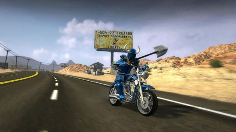 Uhh, Shovel Knight is in Road Redemption