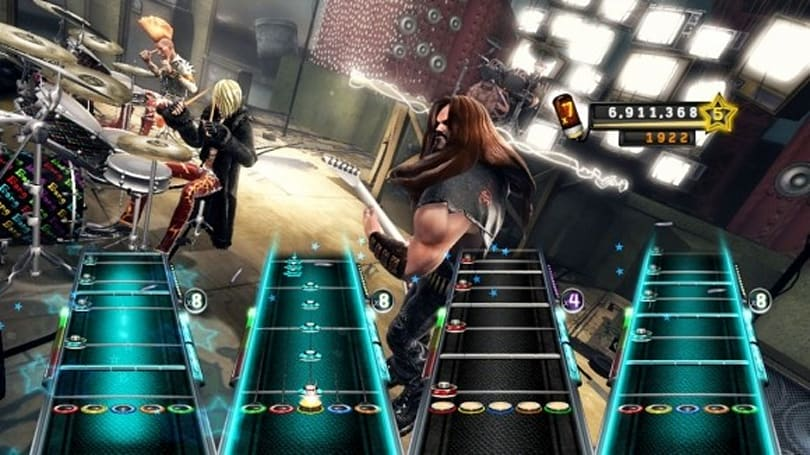 Guitar Hero 5: September DLC announced all at once