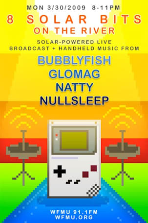 Solar-powered broadcast on WFMU New York Monday night may just change your life