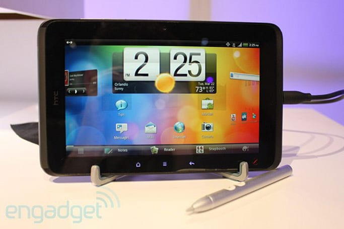 Sprint brings short-term data passes to HTC EVO View 4G, the contract-averse silently applaud