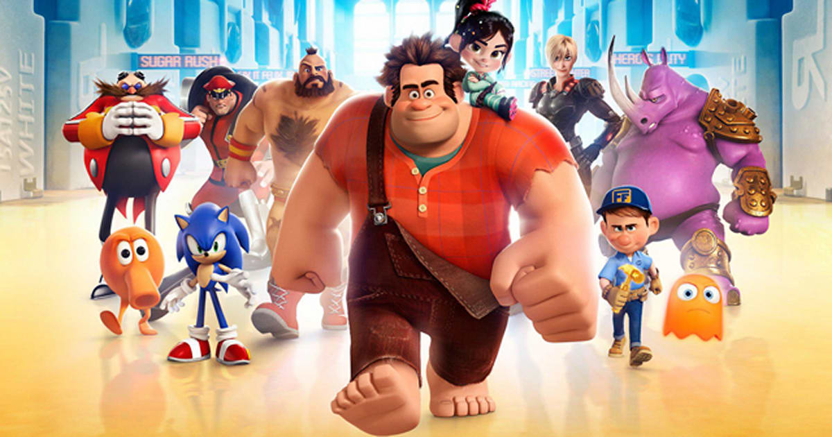 'Wreck-It Ralph 2' is officially set to wreck the internet in 2018