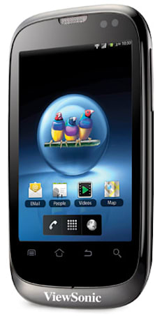 ViewSonic intros dual-SIM V350 smartphone, Windows 7 / Android dual-boot ViewPad 10Pro tablet