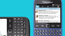 BlackBerry makes 9720 handset official with Curve-era specs and software