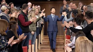 Ken Jeong Makes an Intense Dancing Entrance