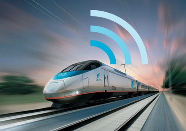 AmtrakConnect free WiFi added to 12 East Coast routes, snack car will still cost ya