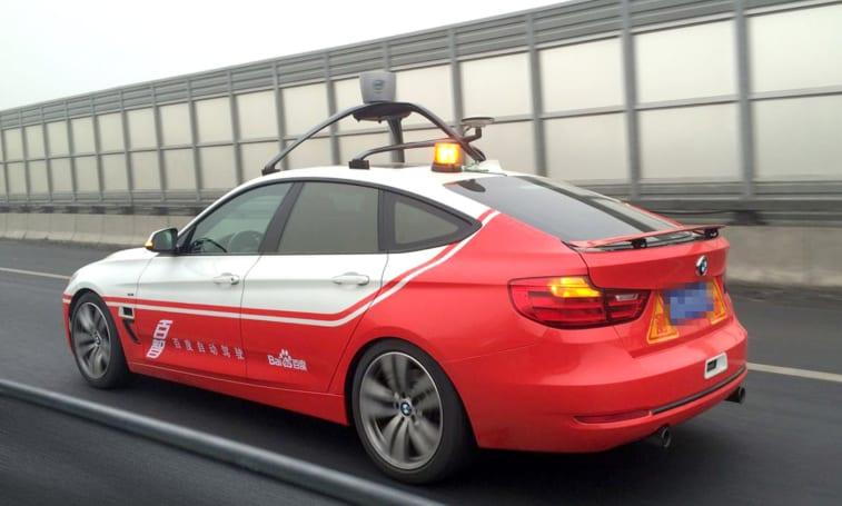 BMW and Baidu end self-driving car partnership