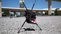 This remote-controlled robot can run faster than you (video)
