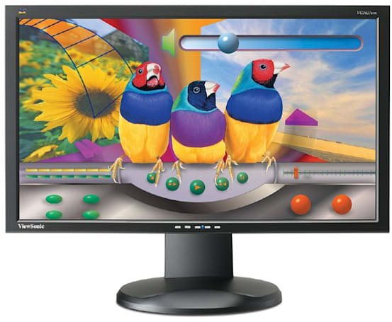 ViewSonic intros new 20-, 22- and 24-inch VG27 LCD monitors