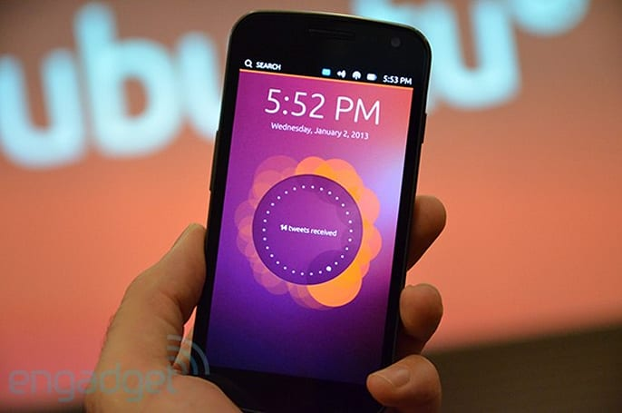 First Ubuntu smartphone will keep things simple, launch without an app store