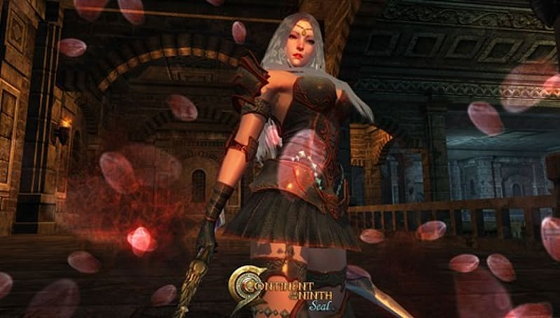 E3 2012: Hands-on with Webzen's C9 and the Witchblade