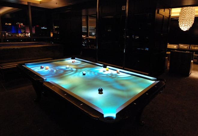 Video: Obscura Digital shows off CueLight 'interactive' pool table