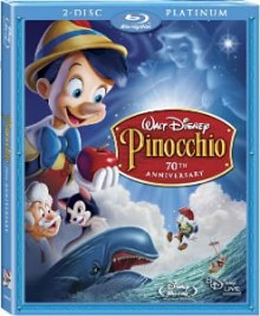 Disney is swapping out flawed Pinocchio Blu-ray discs