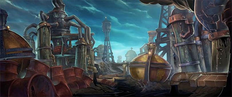 Patch 3.2 PTR Isle of Conquest upcoming changes