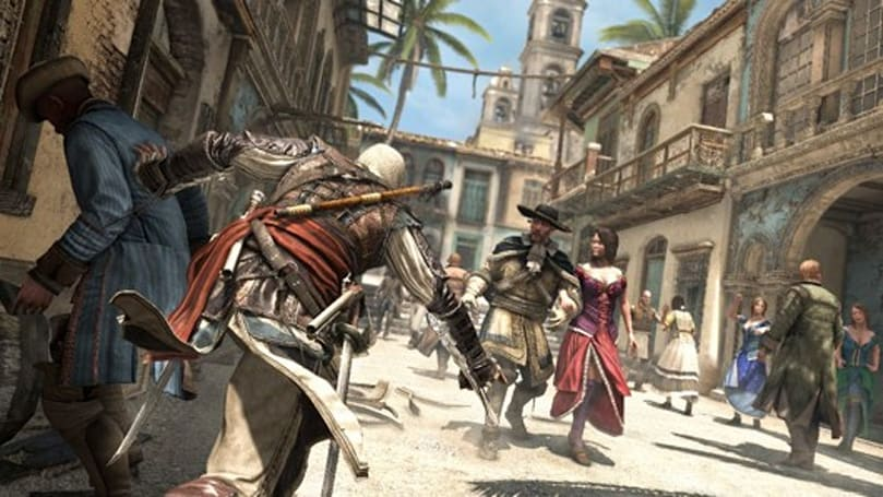 Assassin's Creed 4 listing points to first mate DLC in season pass
