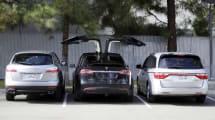 Tesla Model X und S bekommen 100-kWh-Batterie