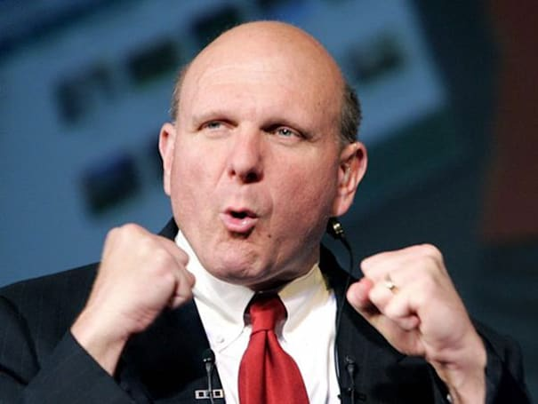 "Steve Ballmer calls Chrome OS ""highly interesting,"" says Google ""can't make up their mind"""