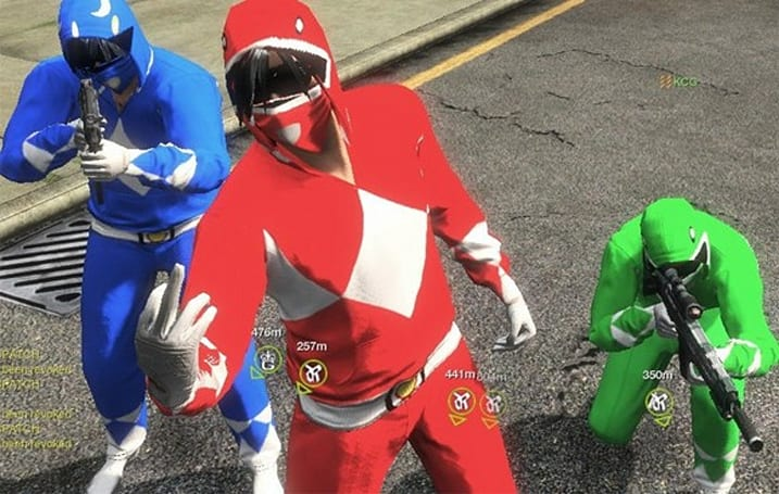 One Shots: No mo' power rangers