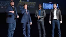 There will be a lot of Marvel and DC Comics movies in the next few years