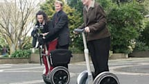 Segway fan club disbands, tries to pick up the pieces