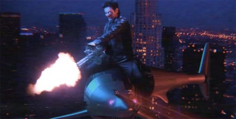Mike Diva's live action Far Cry 3: Blood Dragon trailer is dumb bliss