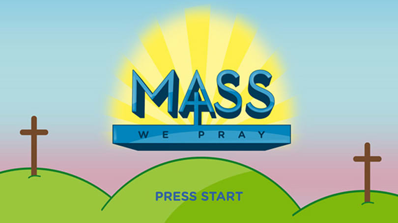 Mass: We Pray is almost certainly a hoax