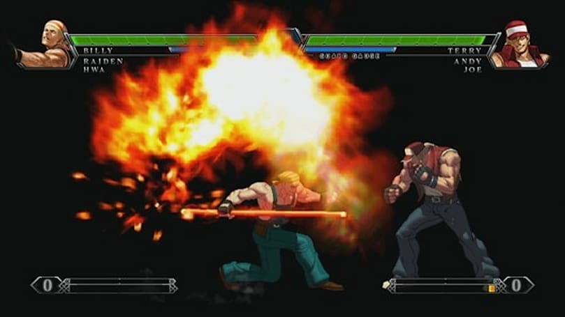 KOF XIII 'NESTS Kyo' DLC delayed on PS3, netcode patch on the way