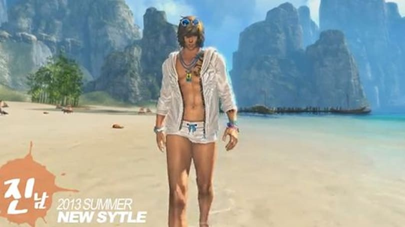 Blade & Soul introduces swimsuits with a hefty price tag