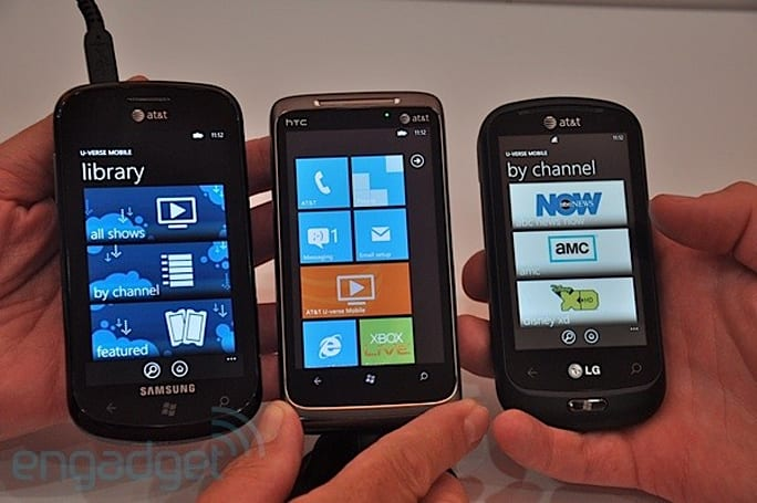 Windows Phone 7 launch guide