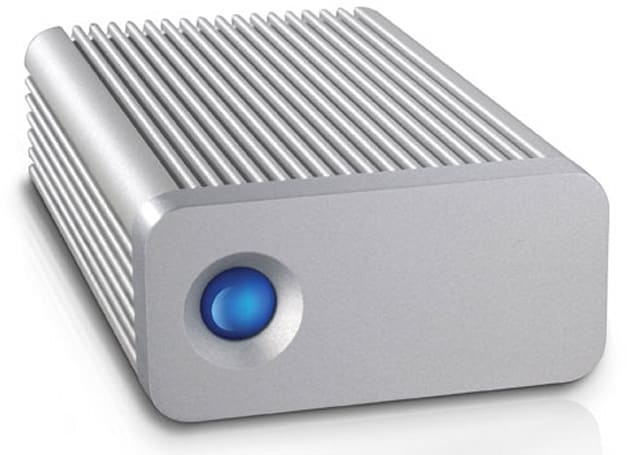 LaCie eSATA Hub Thunderbolt Series now available for $200