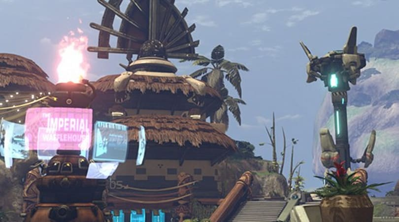 Firefall dev diary discusses SIN