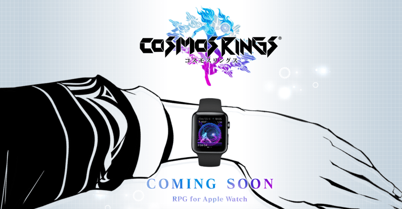 Square Enix, the creator of Final Fantasy, is making a RPG for the Apple Watch