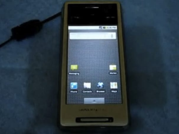 Xperia X1 and Android 2.0.1 joined in unholy matrimony