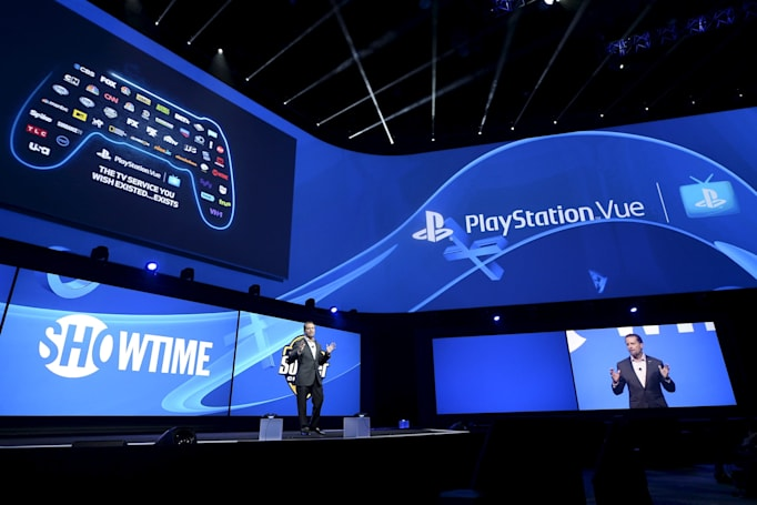 PlayStation Vue drops all Viacom channels