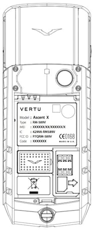Vertu Ascent X dazzles FCC with its expert craftsmanship, supple leather