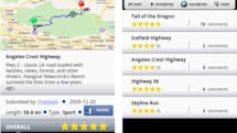 BMW's Ultimate Drive app lets you share your favorite routes, crowdsources day tripping