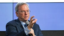Alphabet's Eric Schmidt to lead military innovation board