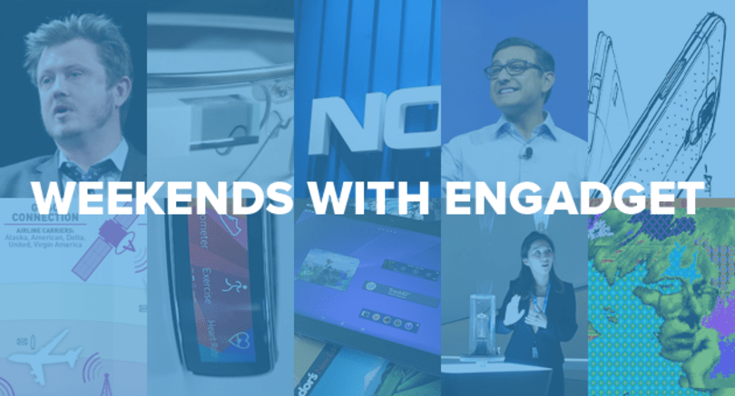 Weekends with Engadget: Nokia joins Microsoft, lost Andy Warhol artwork and more!
