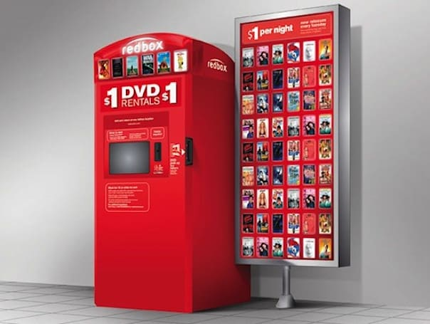 Redbox snatches up NCR's entertainment division, swallows Blockbuster Express business