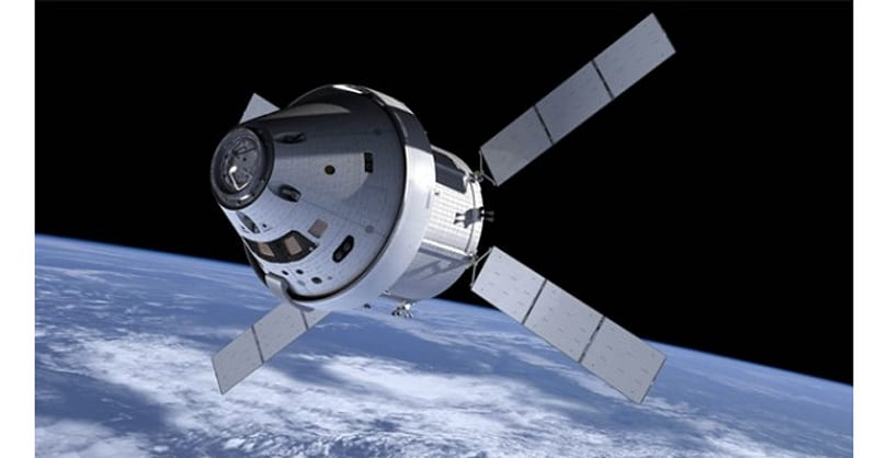 Orion spacecraft powered by single-core processor previously found in iBook G3