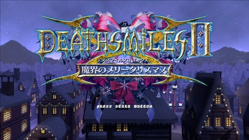 Cave and Microsoft's Deathsmiles 2X experiment turned out pretty well