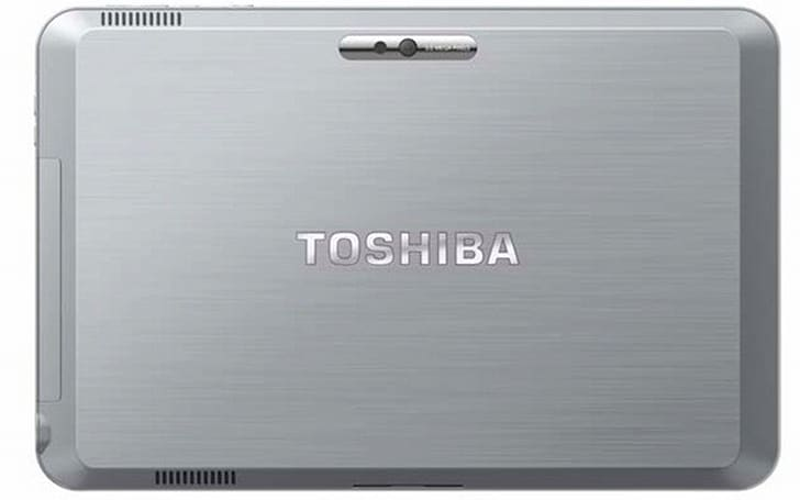 Toshiba debuts Windows 7-based Dynabook WT301/D tablet for Japan