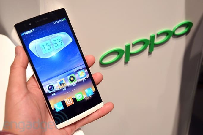 Oppo Find 5 hands-on (updated with video)