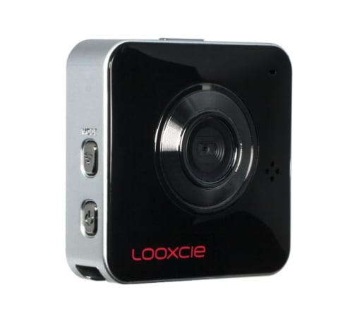 Looxcie 3 gets a new, square design so you can stream video from your kid's chest
