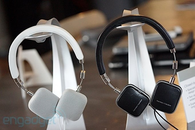 Harman's IFA headphone lineup is Soho chic and audiophile focused