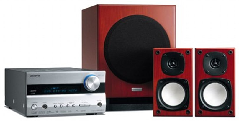 Onkyo shows off build-as-you-go BASE-V20HD HTIB in Japan