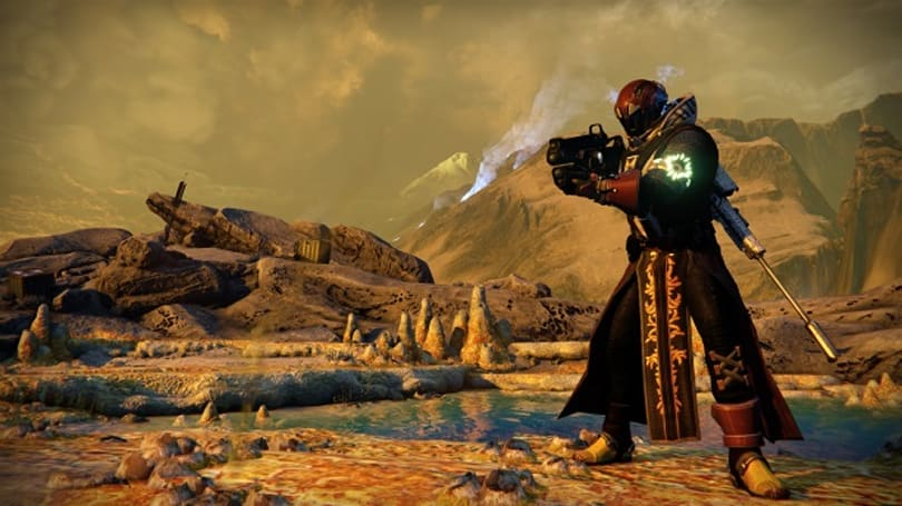 Beta characters won't transfer to full version of Destiny